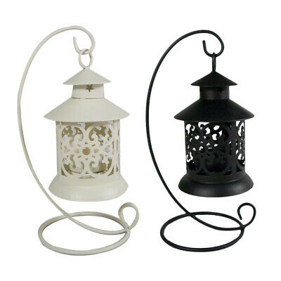 Europe Style Antique Hollow Candlestick Candle Holder Stand for Home Bedroom
