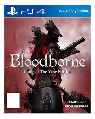 Bloodborne: Game of the Year Edition for Playstation 4