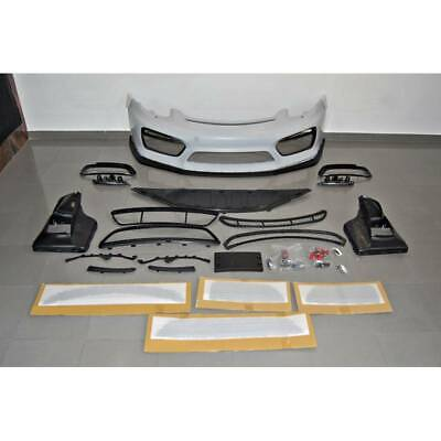 Porsche Cayman / Boxster GT4 Style Front Bumper Body Kit 2013-2016