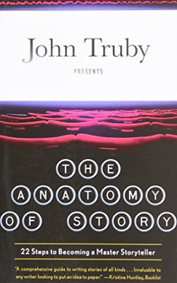 Truby, John-The Anatomy Of Story BOOK NUEVO