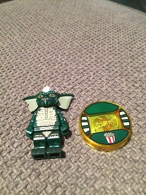 Lego Dimensions Gremlins Minifigure - Stripe With Disc