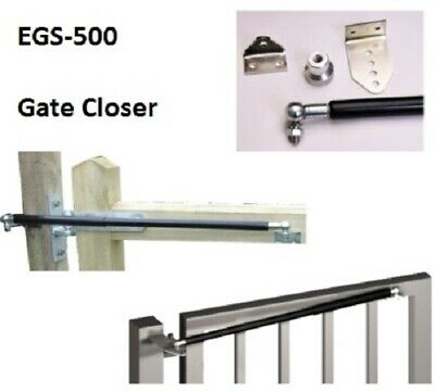Gate Closer EGS-500 - Standard Hydraulic & Gas Pedestrian - Secure Self Closing