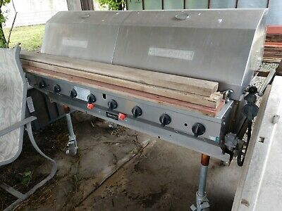 """60"""" MagiCater Outdoor BBQ LP Propane Grill"""