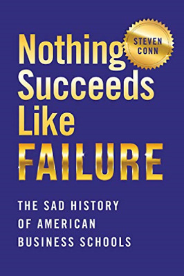 Steven Conn-Nothing Succeeds Like Failure BOOKH NUEVO