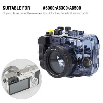 Underwater Waterproof 40m Protective Housing Camera Case For Sony A6000/A6300