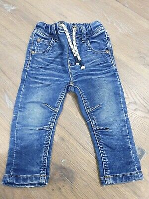 Boys NEXT Jeans Age 6-9 Mths