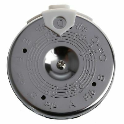 Alice A003AP PC-C Pitch Pipe 13 Chromatic Tuner C-C Note Selector V1N8