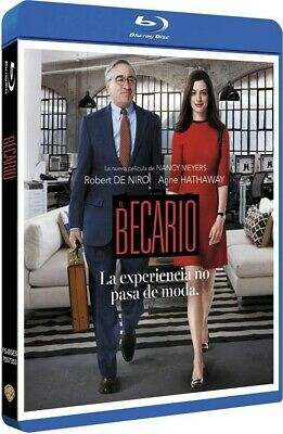 El Becario (Blu-ray) (The Intern)