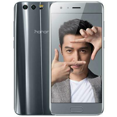 Huawei Honor 9 3D Curved Glass Android 4GB 64GB NFC 4G Unlocked Smartphone