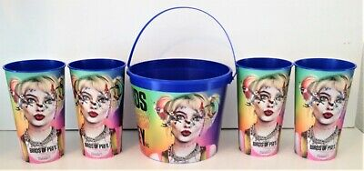 Harley Quinn: Birds of Prey Movie Theater Exclusive 170/44 oz Family Pack