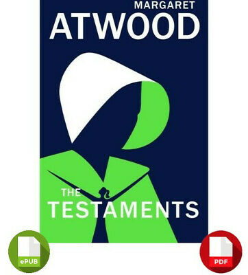 The Testaments Sequel To The Handmaid's Tale By Margaret Atwood PDF + EPUB