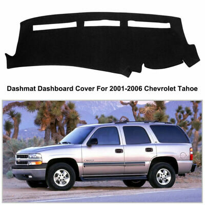 2001-2006  CHEVROLET TAHOE DASH COVER MAT NEW GENERATION  all colors available