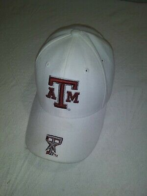 Baseball Cap Texas A&M Adjustable Licensed Product Of Demand Creation