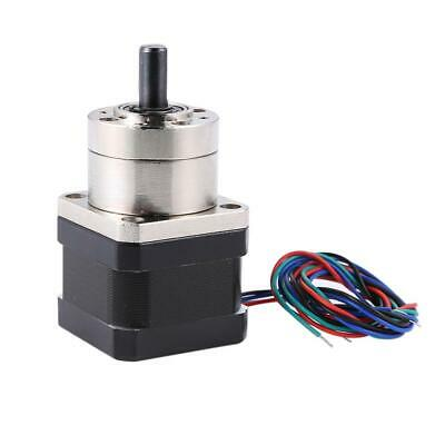 5/1 Planetary Gearbox Stepper Motor Nema 17 Gear DIY CNC Robot 3D Printer #8Y