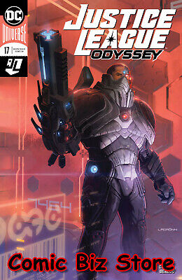 Justice League Odyssey #17 (2020) 1St Printing Main Cover Dc Comics