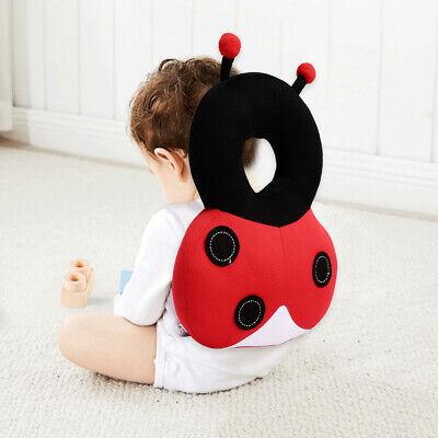 Baby Head Protection Pad Neck Drop Resistance Cushion Toddler Headrest Pillow AU