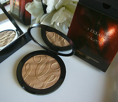 ***** Guerlain Terracotta Sun In The City Golden Glimmer Powder Rarität