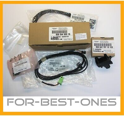 NEU Porsche Cayenne 958 Multimedia Interface Adapter 95804490016 new original