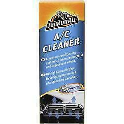5x ARMOR ALL A/C Cleaner 150 ml