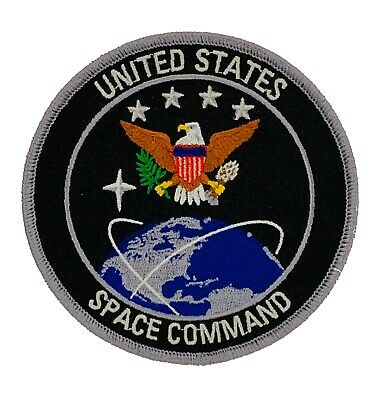 United States Space Command Space Force Patch USA