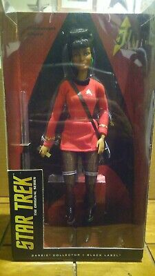 Star Trek Lieutenant Uhura 50th Anniversary Barbie Collection