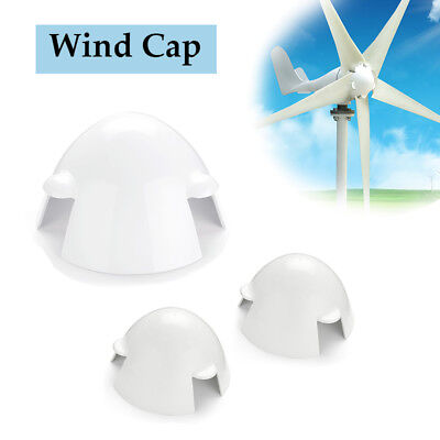 Mini Nylon Fiber Cap For 12V/24V Wind Turbine Generator 3 Blades Accessories New