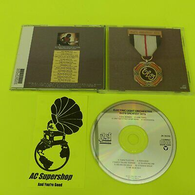 Electric Light Orchestra ELO's greatest hits - CD Compact Disc