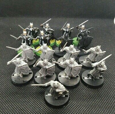 Numenor Warriors x 17 Last Alliance Middle Earth SBG Lord of the Rings Hobbit