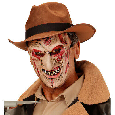 FREDDY KRUGER Maschera Lattice Adulti Costume Halloween Costume ELM STREET Spaventoso