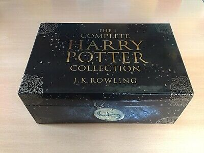 The Complete Harry Potter Collection Book Set. Used Cond.