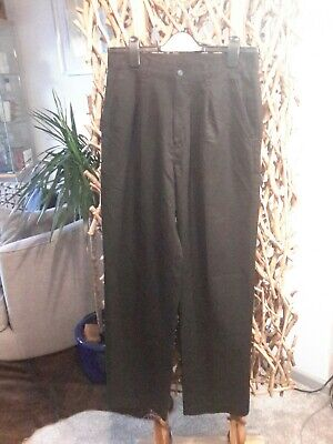 Marks & Spencer Black Smart Trousers Age 14 Years
