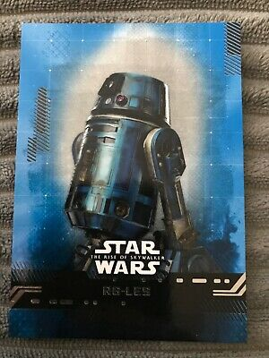 Topps Star Wars Rise of Skywalker Cards x 2 99p or less