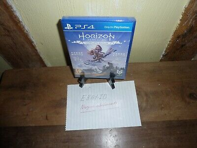 Horizon Zero Dawn Complete Edition Sony PlayStation 4 Brand New Sealed