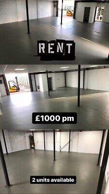 Warehouse Unit Business Office Industrial Storage Distribution To Rent Coventry