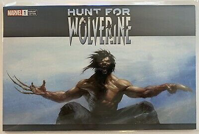 Hunt for Wolverine #1 Dell/'Otto Trade /& Virgin /& regular cover NM 9.4 Unread