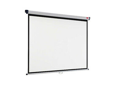 New  Nobo Wall Mounted Projection Screen 2000X1513mm 1902393