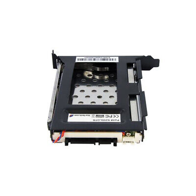 New  Startech.Com 2.5In Sata Removable Hard Drive Bay For Pc Expansion Slot