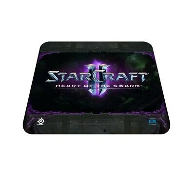 New  Steelseries Qck Starcraft Ii Heart Of The Swarm Logo Edition Mouse Pad