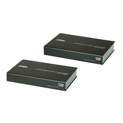 New  Aten Hdbaset Hdmi  Extender With Extremeusb - (1080P/4K To 100M)