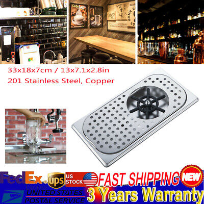 Durable Cup Washer Cleaner Glass Rinser Stainless Steel For Kitchen Home Bar