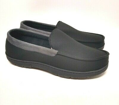 New 3M Thinsulate Insulation Weatherproof Men/'s Slippers Small Size 7-8 Black