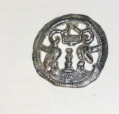 Beautiful Very Detailed Mystery Pendant Metal Detector Find