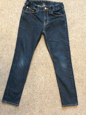 Boys H&M Slim Fit Jeans Age 10-11 Years