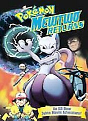 Mewtwo Returns DVD 2001