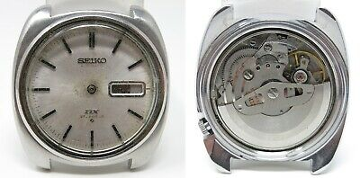 Orologio Seiko dx 6106C automatic watch vintage clock 25 jewels old horloge relo