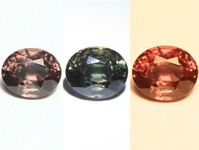 0.905ct Colour Change Garnet - Custom Cut Gem with Rare Superb Colour Change