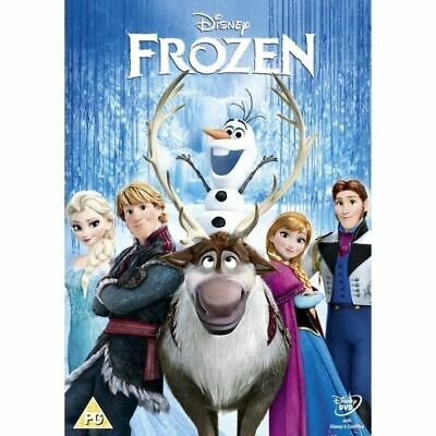 Frozen (DVD, 2013), PG rating, in good condition