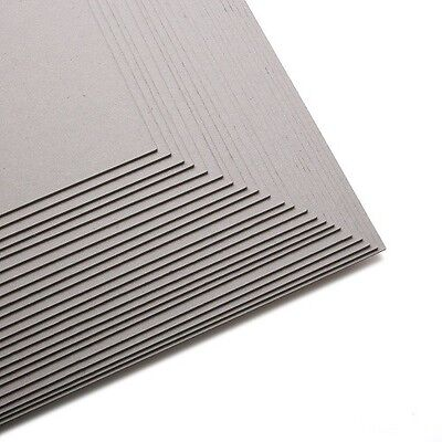 1500 Micron Greyboard, A3, A4, 1.5mm Card, Thick Mount Backing Board, SALE OFFER