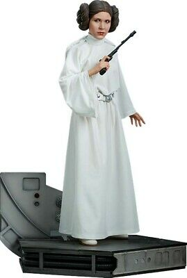 """STAR WARS - Princess Leia 17"""" Premium Format Statue (Sideshow Collectibles) #NEW"""