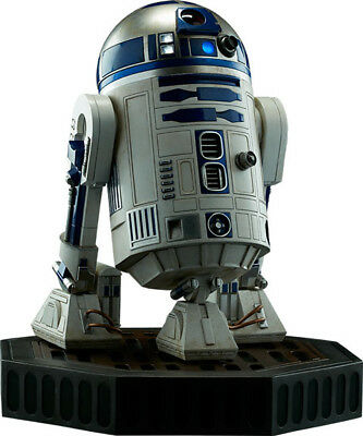 STAR WARS ~ R2-D2 Legendary 1:2 Scale Statue (Sideshow Collectibles) #NEW